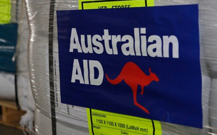 AUSTRALIAN AID & THE PRIVATE SECTOR
