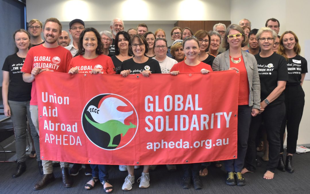 Activists gather nationally to strengthen activist network