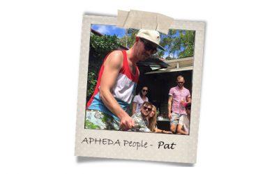 Union Aid Abroad-APHEDA People: Meet Pat