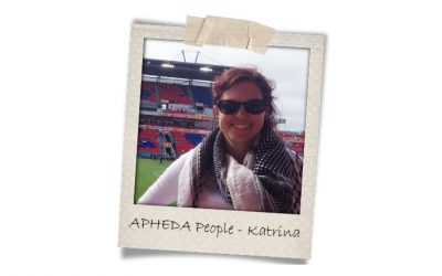 Union Aid Abroad-APHEDA People: Meet Katrina