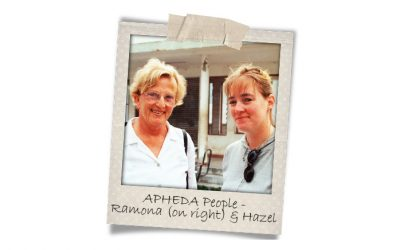Union Aid Abroad-APHEDA People: Meet Ramona