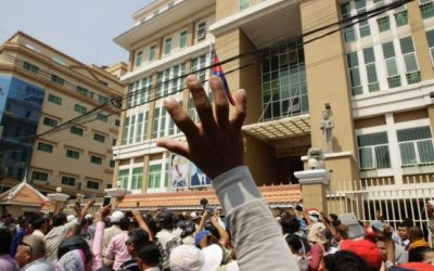 Civil society remains outspoken as democratic space in Cambodia shrinks