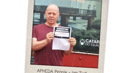 Union Aid Abroad-APHEDA People: Meet Ian