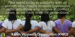 Karen Women's Organisation