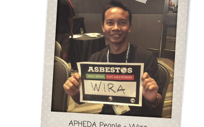 Union Aid Abroad-APHEDA People: Meet Wira