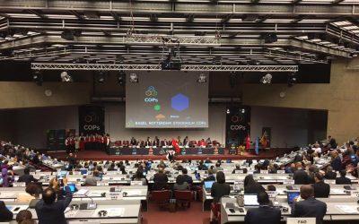Rotterdam Convention 8th Meeting Kicks Off