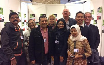 Shaking things up at COP 8 of Rotterdam Convention