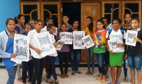 Domestic workers in Timor Leste