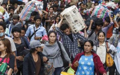 Migrant workers in Thailand under the new decree