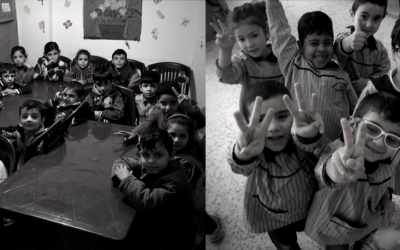 Working together to support Syrian refugee children access an education in Lebanon