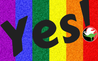 5 reasons why… we should all Vote YES! for Marriage Equality