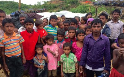 5 things to know about the Rohingya Crisis