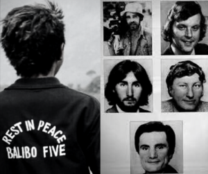 Remembering the Balibo Five