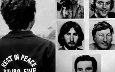 Remembering the Balibo Five and Roger East