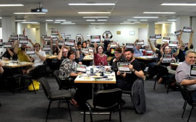 Battle of the Brains at Brisbane's Global Solidarity Trivia Night