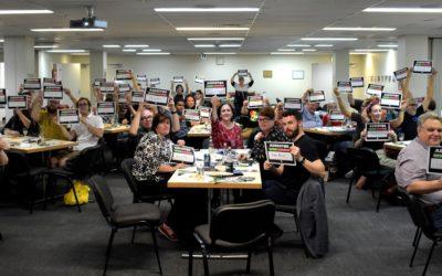 Battle of the Brains at Brisbane's Global Solidarity Trivia Night