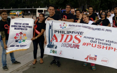 Tackling HIV with the Positive Action Foundation Philippines (PAFPI)