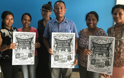 Significant Wins for Domestic Workers in Timor Leste