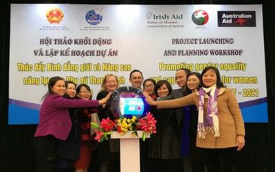 Promoting gender equality in political decision making in Vietnam