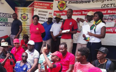 Democracy and Workers Rights in Zimbabwe