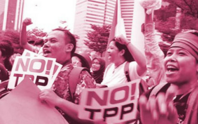 APHEDA signs onto Statement denouncing TPP