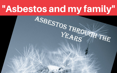 """Asbestos and My Family"" a poem by Deidre van Gerven"