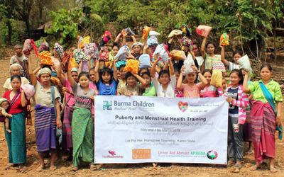 Burma Children Medical Fund (BCMF) expands into Myanmar