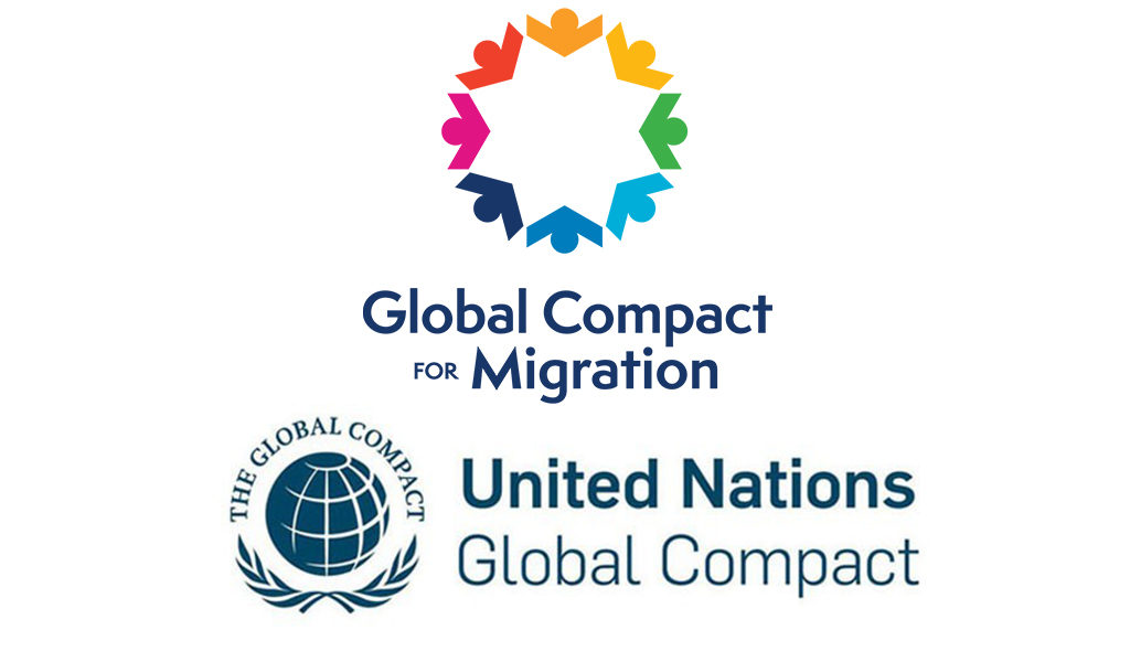 「The UN Global Compact for Migration」的圖片搜尋結果