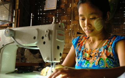 Five things you should know about garment workers in Myanmar