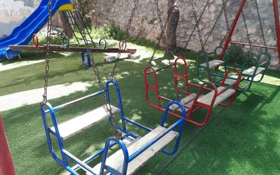 400 x 250_Hebron kindergarten play equipment
