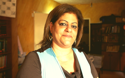 APHEDA People: Meet Dr Olfat Mahmoud
