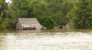 Cambodia flooding
