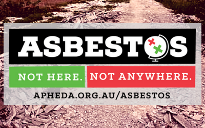 The Government's Response to Asbestos Report: the good and the bad