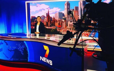 Former Timorese refugee returns to Australia for media internship