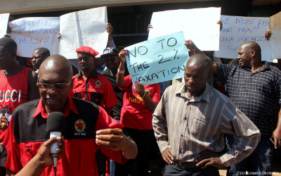Zimbabwe in Crisis: post-election, the struggle continues